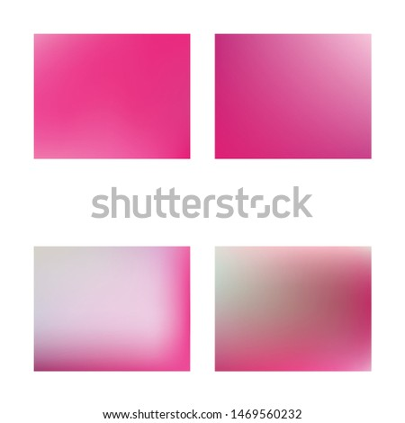 Abstract blurred background for your projects. Vector illustration concept. Simple backdrop with simple muffled colors. Pink celebration template for your graphic design, user interface or app.