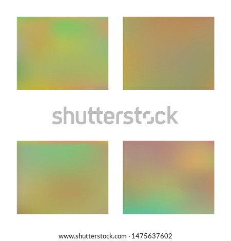 Abstract blurred background for your projects. Vector illustration texture. Simple backdrop with simple muffled colors. Orange celebration template for your graphic design, user interface or app.