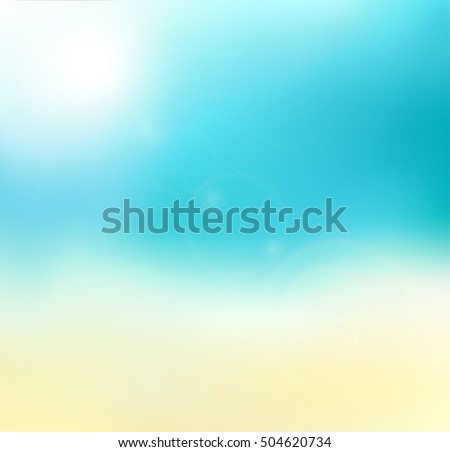 abstract blurred gradient