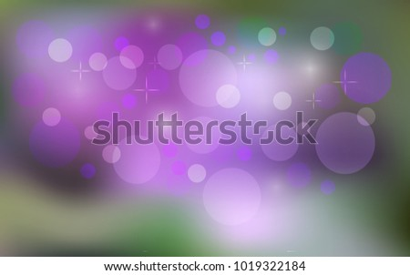 abstract blurry purple and