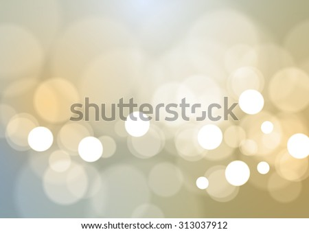 abstract bokeh lights vintage