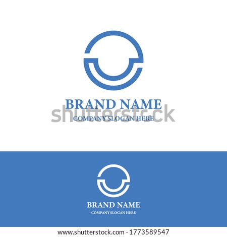 Abstract, Brand, Company, Business Logo Template