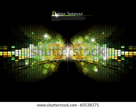 Abstract bright background.Vector. Visit my gallery for more.