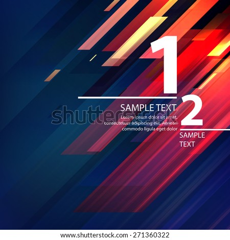 abstract bright background with