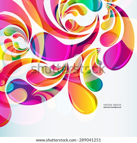 stock-vector-abstract-bright-colorful-arc-drop-background-vector