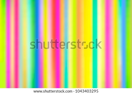 Abstract bright striped blurry background. vector illustration