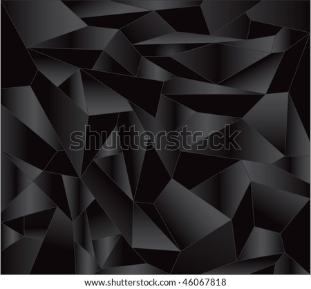 Abstract broken  background. Vector illustration