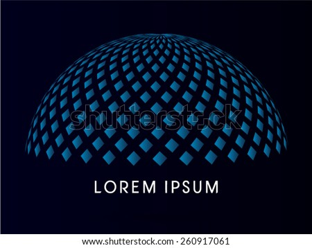 abstract building  dome