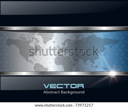 Abstract business background. Vector illustration.