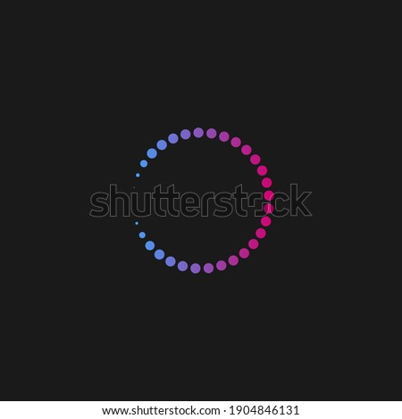 Abstract business logo. Corporate identity design elements. Network connect, integrate, grow concepts. Science technology, health and medical, market logotype. Color Vector brand icons. 3d logo Foto stock ©