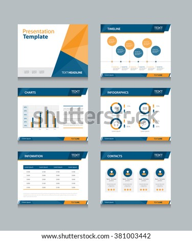 Royalty free business presentation template slides 381493828 stock abstract business presentation template slides background fo graphicterial design style corporate layout friedricerecipe Image collections