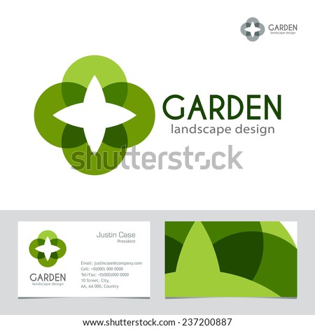 free green leaf business card free vector download 29288 free vector for commercial use format ai eps cdr svg vector illustration graphic art design