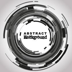 abstract camera len