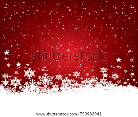 Abstract christmas background.eps10