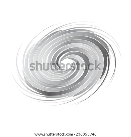 abstract circle swirl image