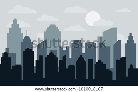stock-vector-abstract-city-building-skyline-buildings-silhouette-urban-landscape-cityscape-background-in-flat