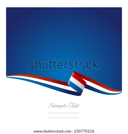 stock-vector-abstract-color-background-netherlands-flag