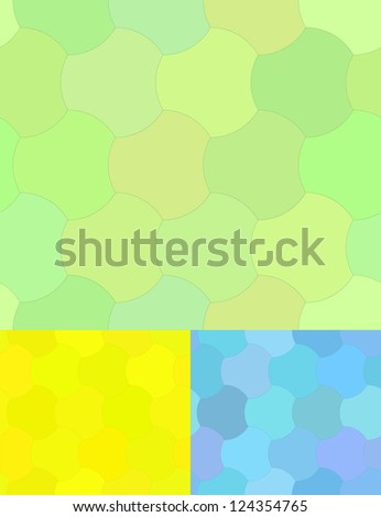 Abstract color seamless color vector pattern