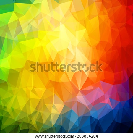 abstract colored bright summer