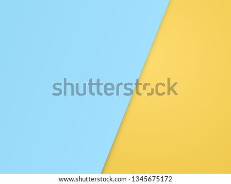 abstract colored paper blue