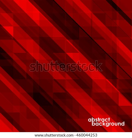 Abstract colorful background from triangles. Vector geometric backgrop, eps 10