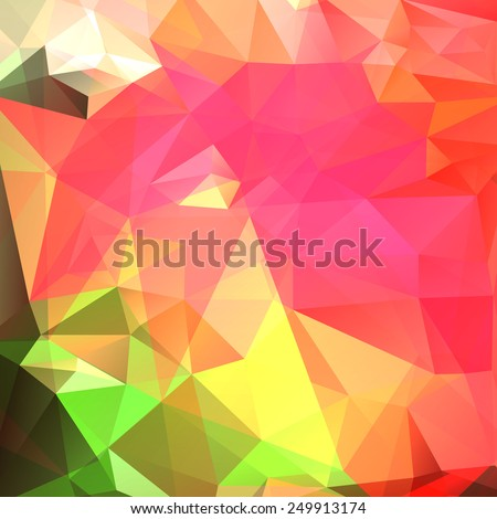 abstract colorful background of