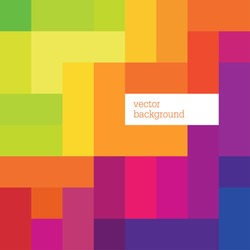 Abstract colorful background template. Vector, EPS8