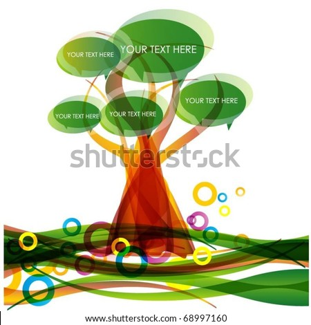 abstract colorful background-vector.