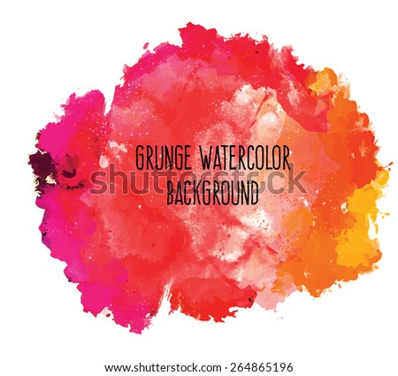 abstract colorful bright vector