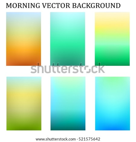 abstract colorful moring blur