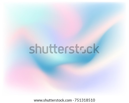 abstract colorful pastel