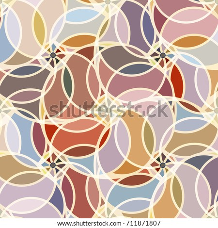 abstract colorful pattern for