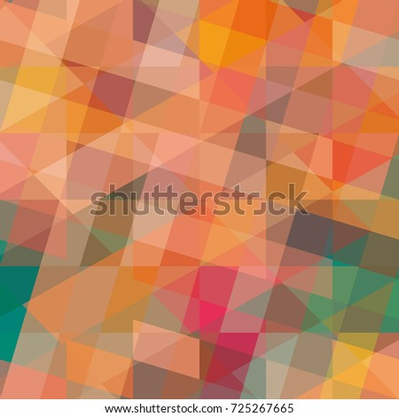 Abstract colorful pattern for background. Decorative backdrop can be used for wallpaper, pattern fills, web page background, surface textures.