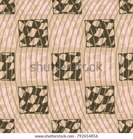 Abstract colorful pattern for background. Decorative backdrop can be used for wallpaper, pattern fills, web page background, surface textures. #792654856