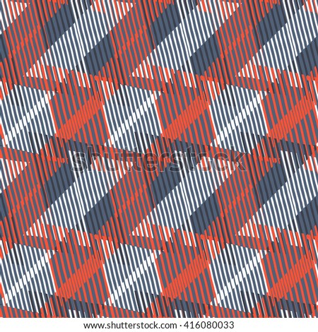 abstract colorful pattern with
