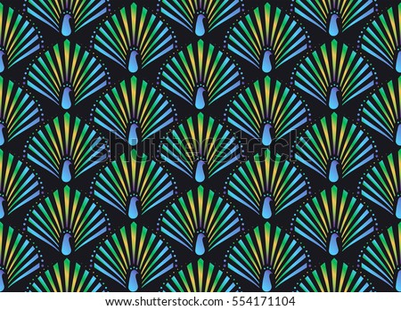 peacock pattern vector download free vector art stock graphics
