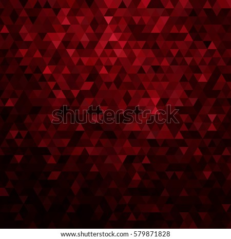 abstract colorful red vector