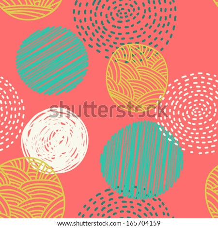 abstract colorful seamless