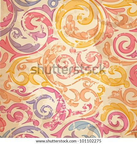 Abstract colourful background. Vector illustration. Eps 10.