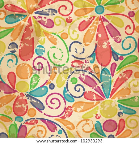 Abstract colourful background. Vector illustration. Eps 10. - stock vector