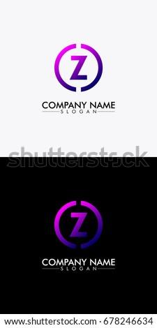 abstract company logo vector of