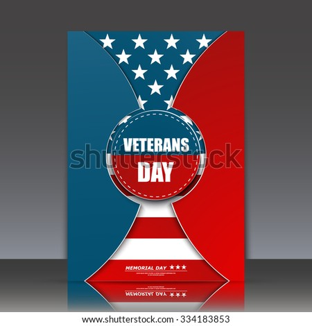 Abstract composition,veterans day style, formal correspondence letter,, brochure title sheet, certificate, diploma, patent, charter, figure framework surface, backdrop, EPS10 vector