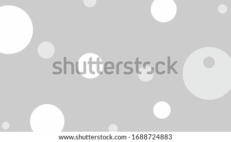 abstract composition with black