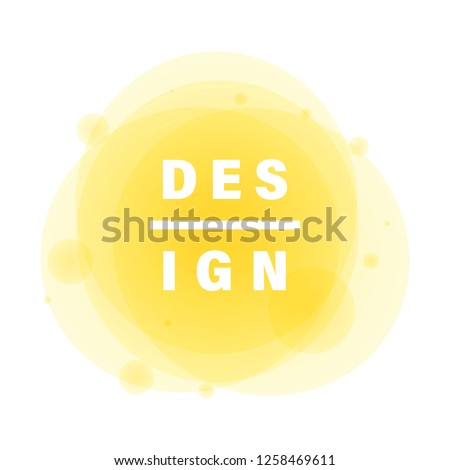 Abstract concept graphic tag element for advertisements or printing. Futuristic trendy dynamic elements. Design elements. Vector Illustration.