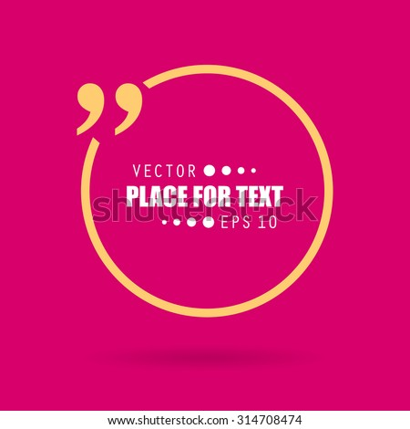 abstract concept vector empty