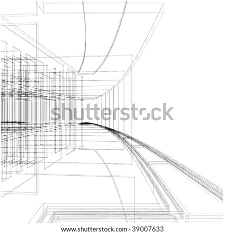 Abstract Construction Of The Line Vector 05