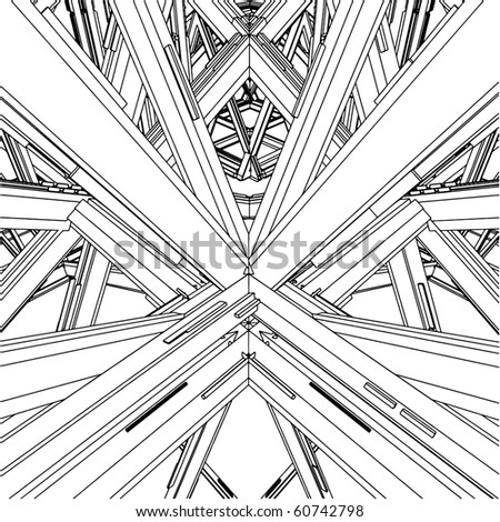 Abstract Constructions Vector 197