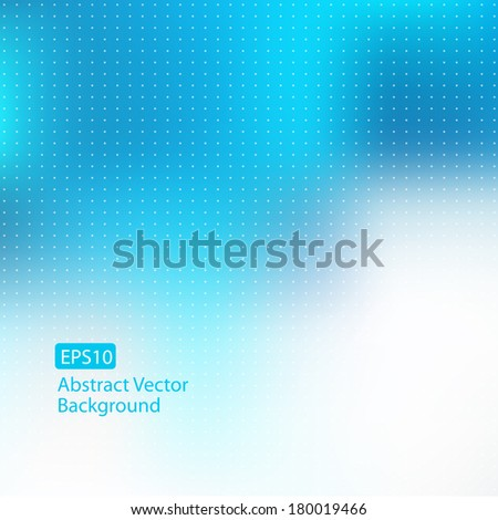 Abstract cool blue design background EPS10 vector template for various artworks, DVDs, graphics, cards, banners, ads and much more. Plenty of space for text.