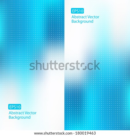 Cool Abstract Designs Blue