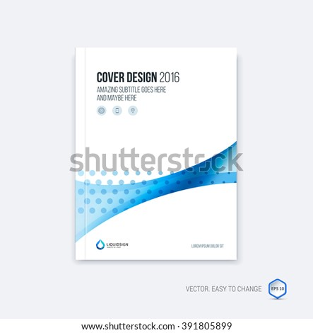 abstract cover design  business